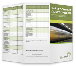 Safety climate survey questionnaire